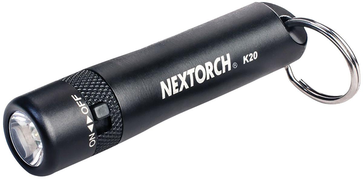 Фонарь-брелок Nextorch  К20 , цвет: черный - Фонари и лампы