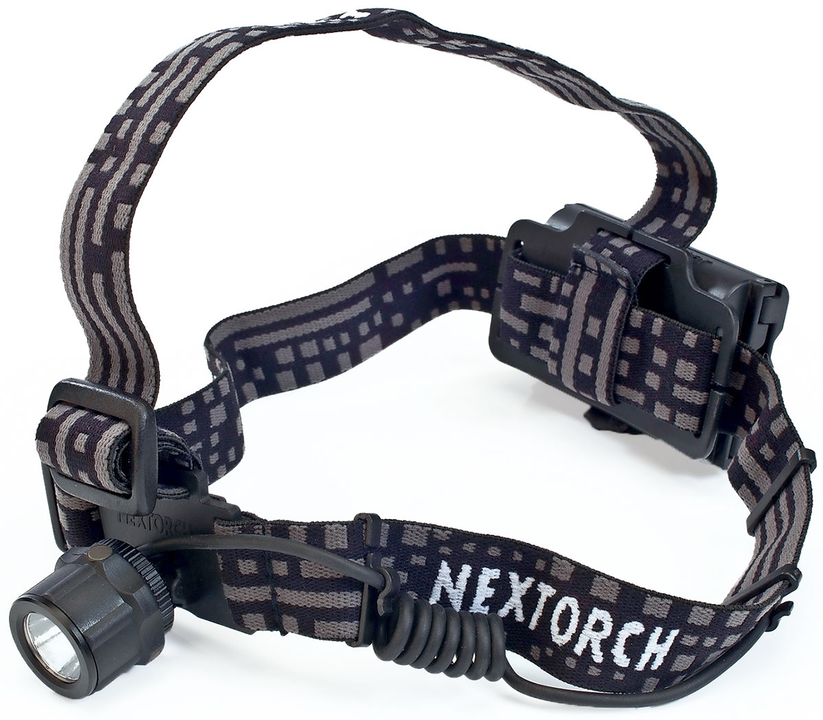 "Фото Фонарь налобный Nextorch ""Viker Star"", цвет: черный"