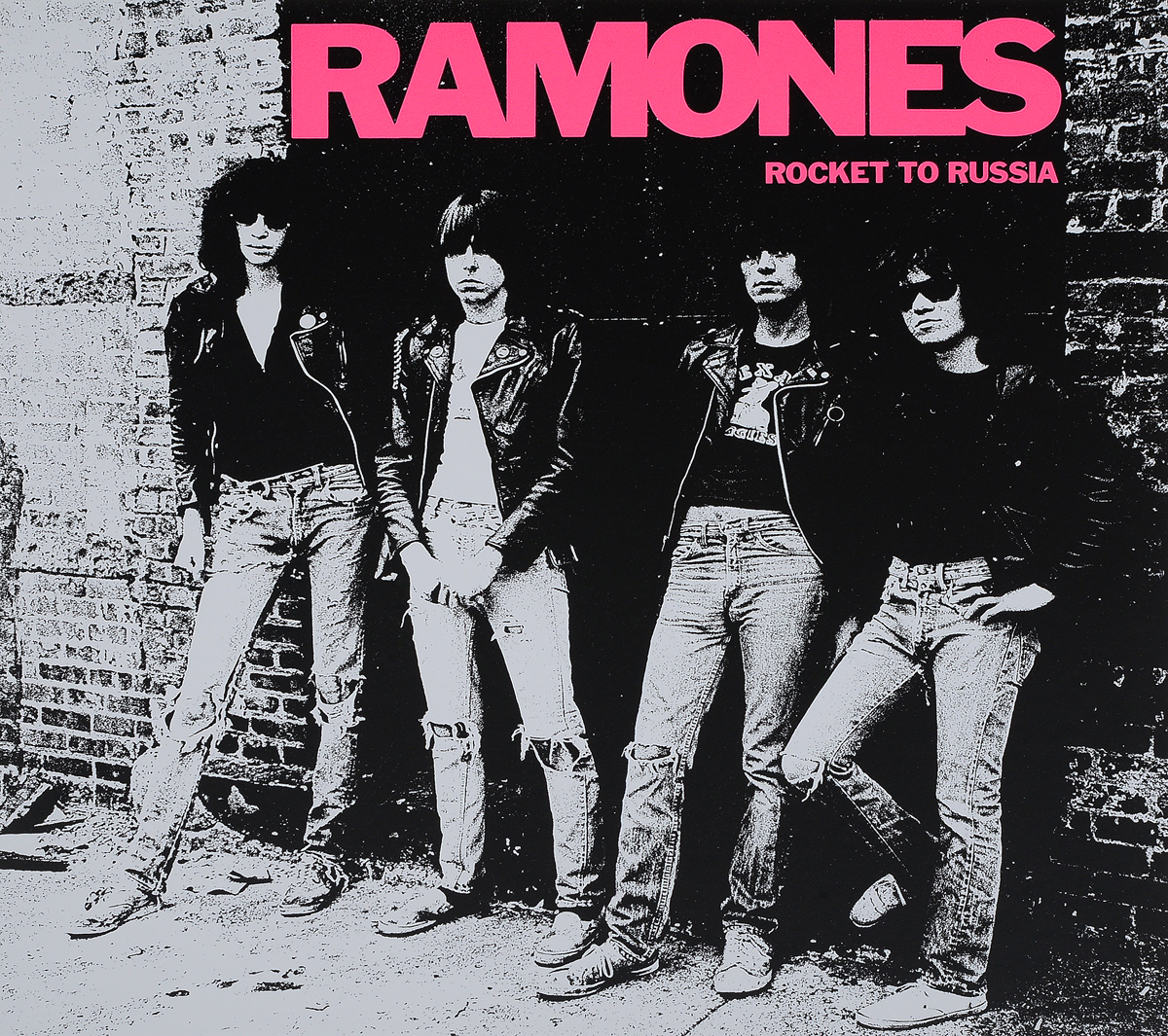 The Ramones Ramones. Rocket To Russia (40th Anniversary Deluxe Edition) (3 CD + LP) batman arkham asylum 25th anniversary deluxe edition