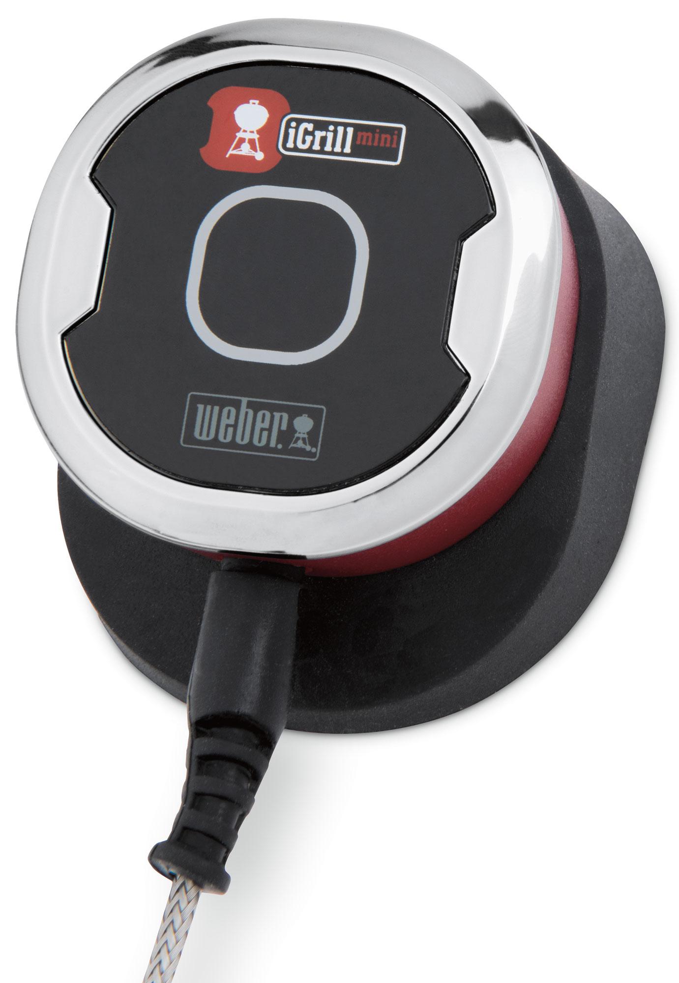 Цифровой термометр Weber iGrill Mini7220Цифровой термометр iGrill Mini.