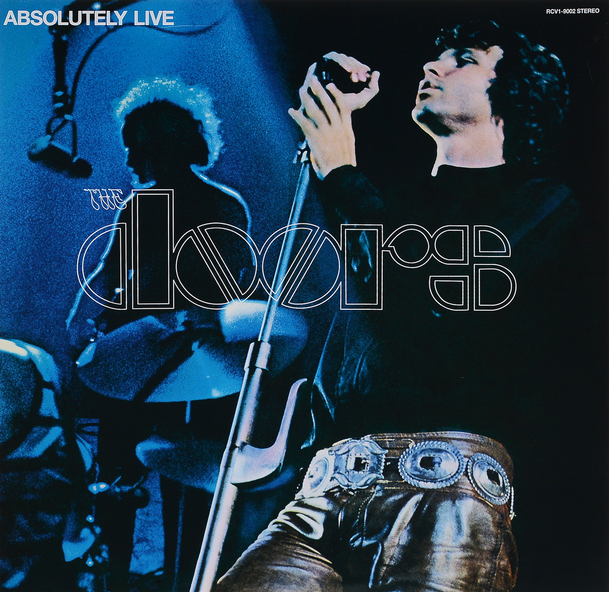 The Doors The Doors. Absolutely Live (2 LP) the doors the doors absolutely live 2 lp