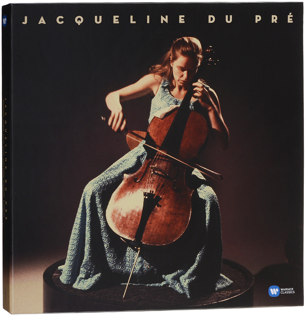 Zakazat.ru Jacqueline du Pre. Five Legendary Recordings (5 LP)
