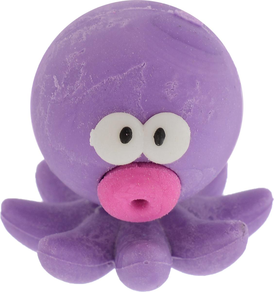 Пифагор Ластик Осьминожек цвет фиолетовый223609_фиолетовыйЛастик в форме осьминога используется для удаления надписей, выполненных карандашом. Обеспечивает легкое и чистое стирание без повреждения поверхности бумаги и без образования бумажной пыли.