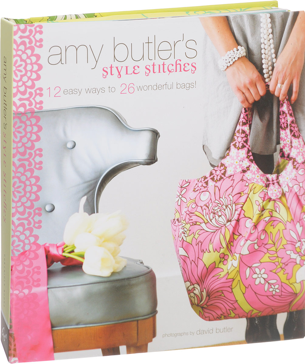 Amy Butler's Style Stitches dear amy uk bestseller