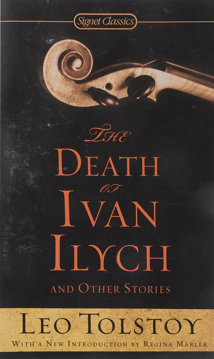 Death of Ivan Ilych and Other Stories, T a christmas carol and other stories