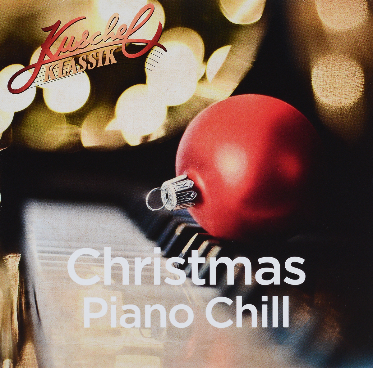 Michael Forster. Christmas Piano Chill