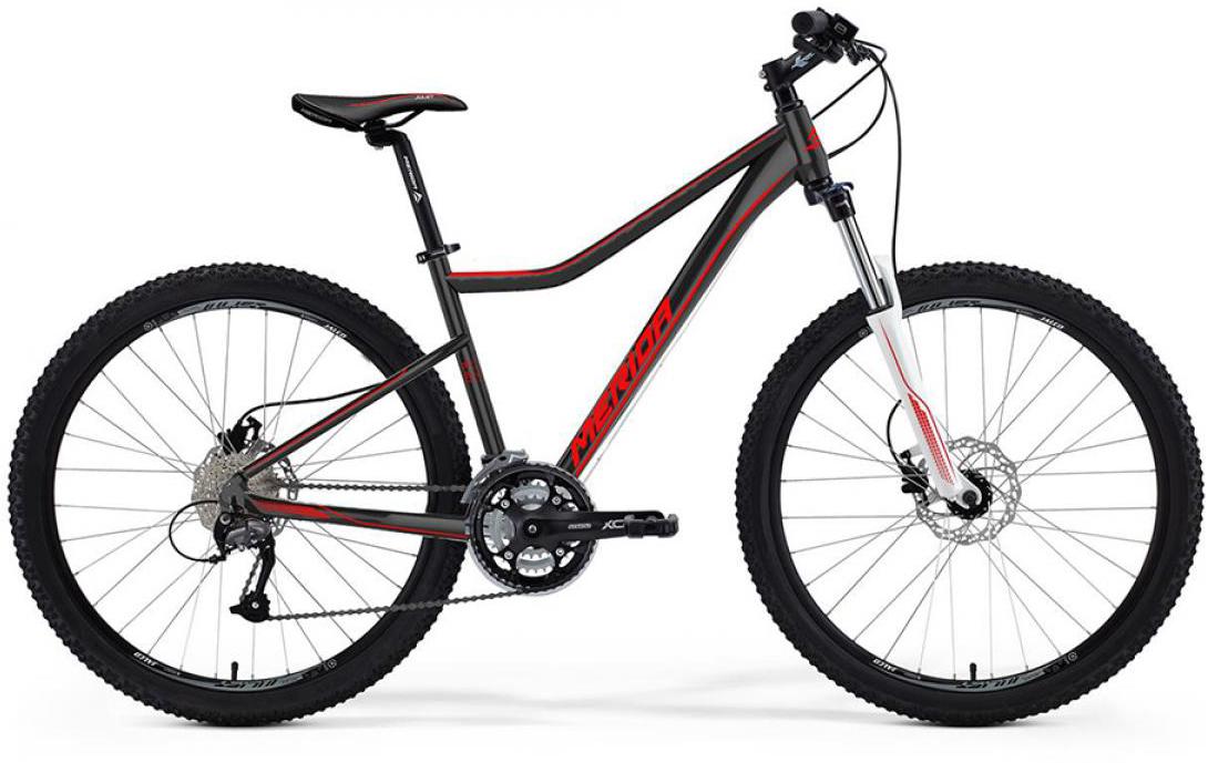 Велосипед женский Merida Juliet 6.40-D 2016, цвет: розовый, рама 15, колесо 26254892