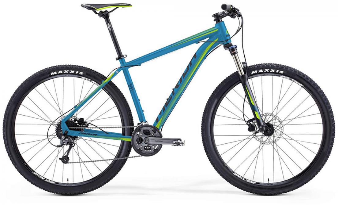 Велосипед горный Merida Big.Nine 300 2016, цвет: голубой, рама 17, колесо 29254920