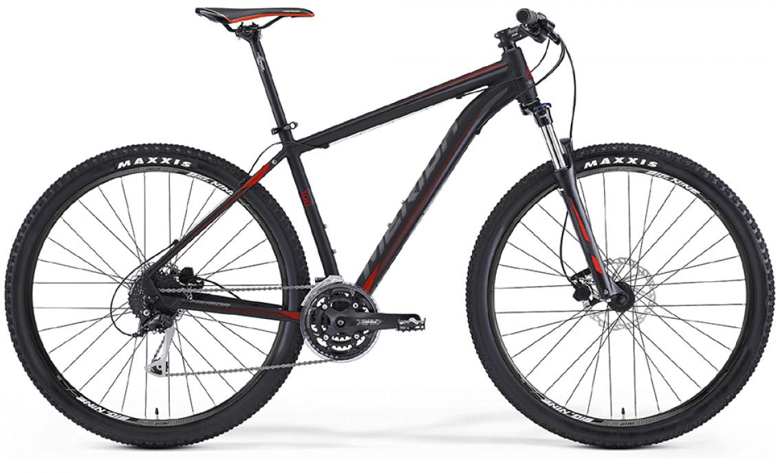 Велосипед горный Merida Big.Nine 100 2016, цвет: черный, рама 19, колесо 29254931