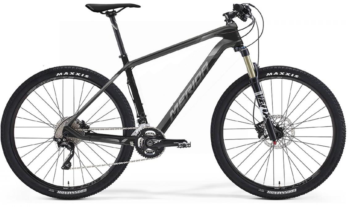 Велосипед горный Merida Big.Seven XT 2016, цвет: черный, рама 15, колесо 27,5254979