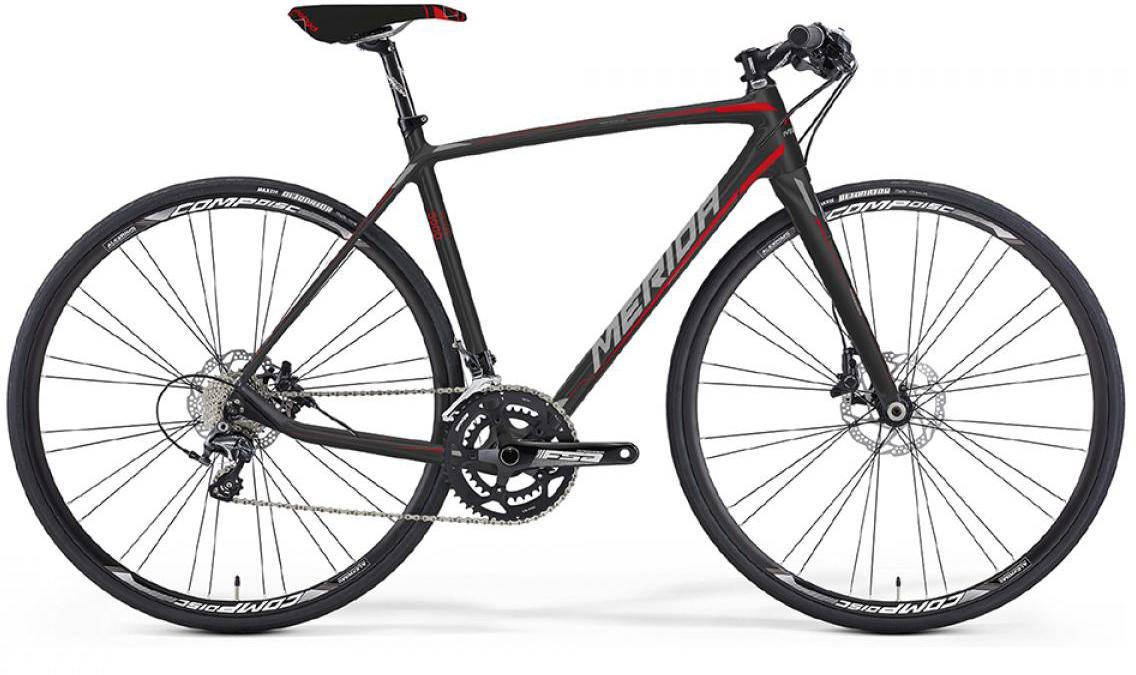 Велосипед шоссейный Merida Speeder 5000 2016, цвет: серый, рама 22, колесо 28255026