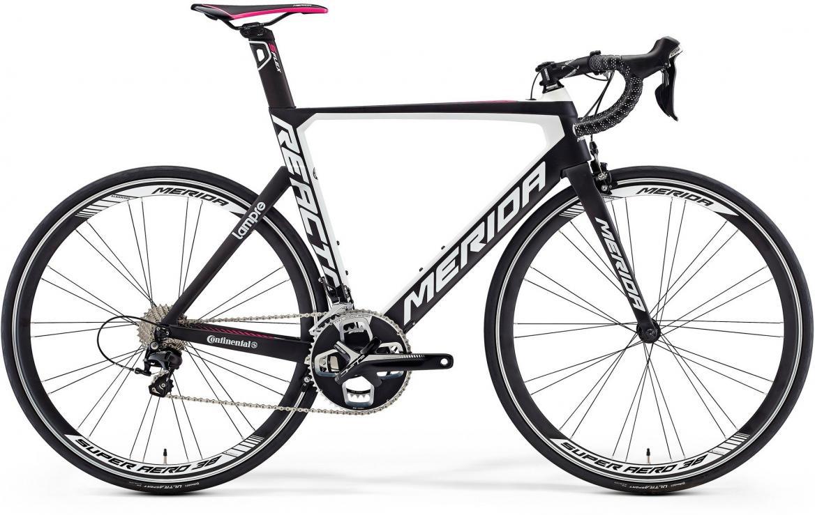 Велосипед шоссейный Merida Reacto 4000 2016, цвет: белый, рама 22, колесо 28255163