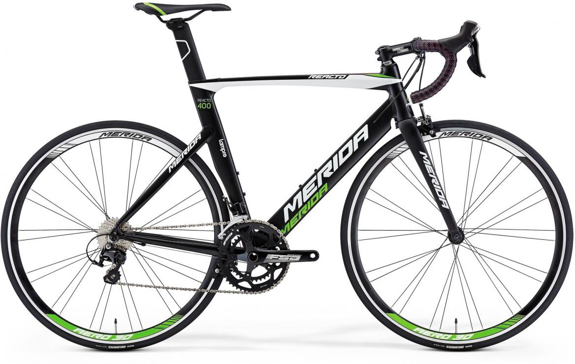 Велосипед шоссейный Merida Reacto 400 2016, цвет: белый, рама 20, колесо 28255178