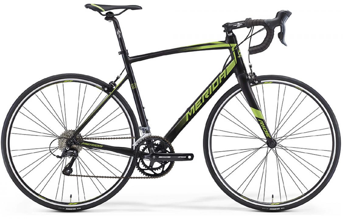 Велосипед шоссейный Merida Ride 100 2016, цвет: черный, рама 20,5, колесо 28255482