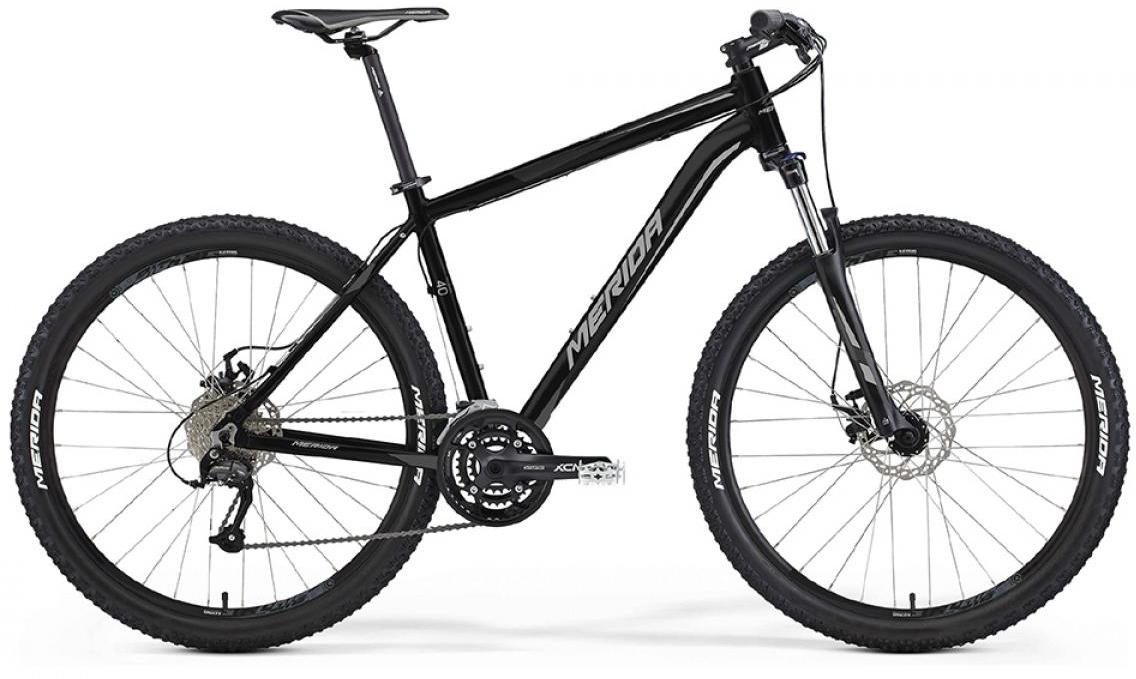 Велосипед горный Merida Big.Seven 40-MD 2016, цвет: черный, рама 20, колесо 27,5255517