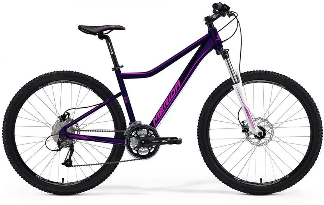 Велосипед женский Merida Juliet 6.40-D 2016, цвет: красный, рама 13,5, колесо 26255763