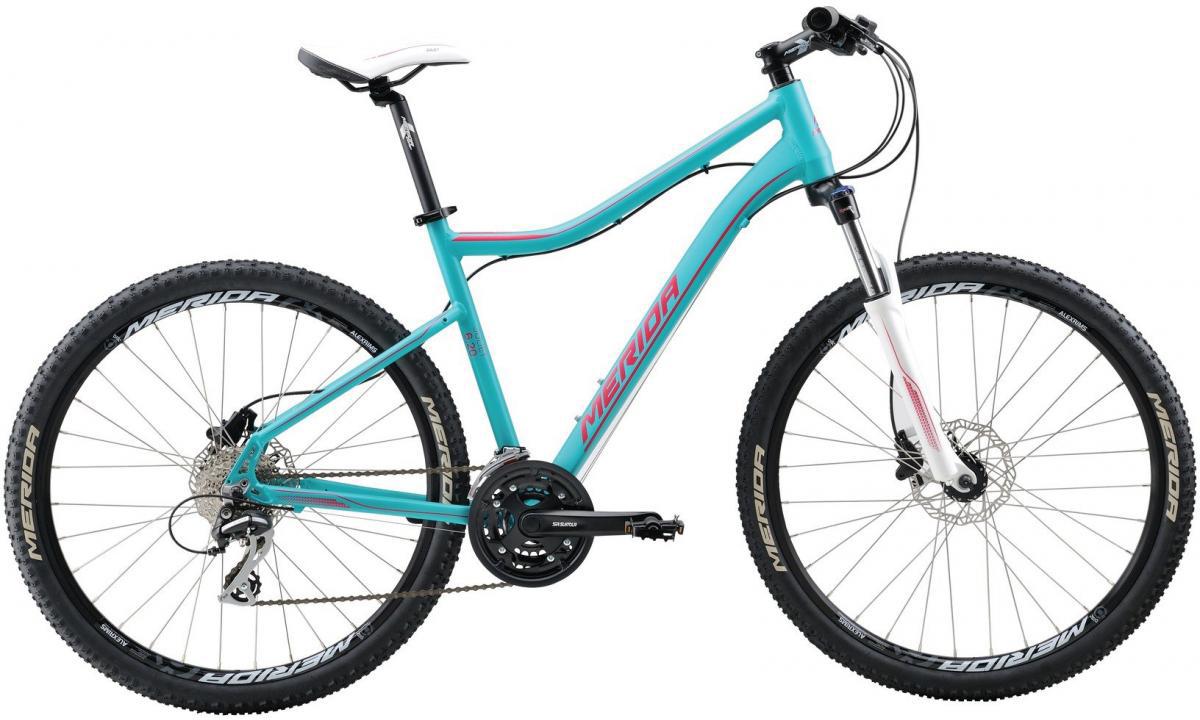 Велосипед женский Merida Juliet 6.20-D 2016, цвет: синий, рама 15, колесо 26266678