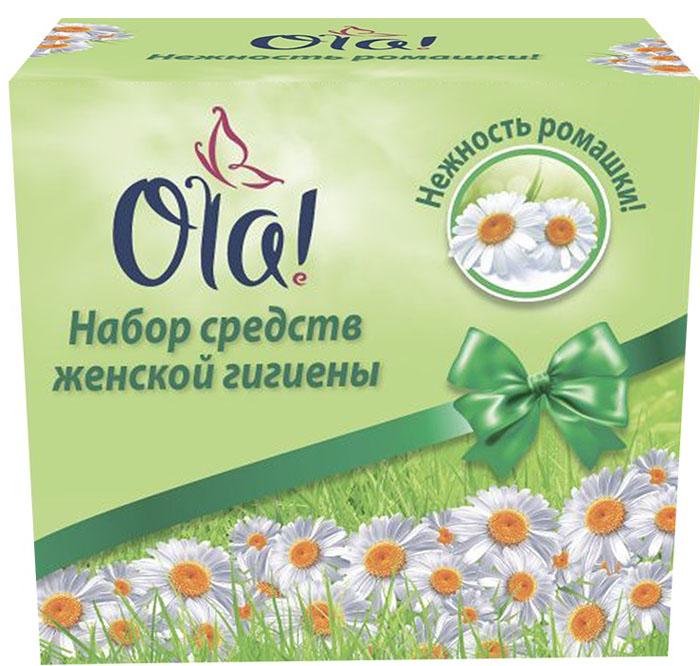 Набор Ola! Ромашка , 60 шт средства и предметы гигиены