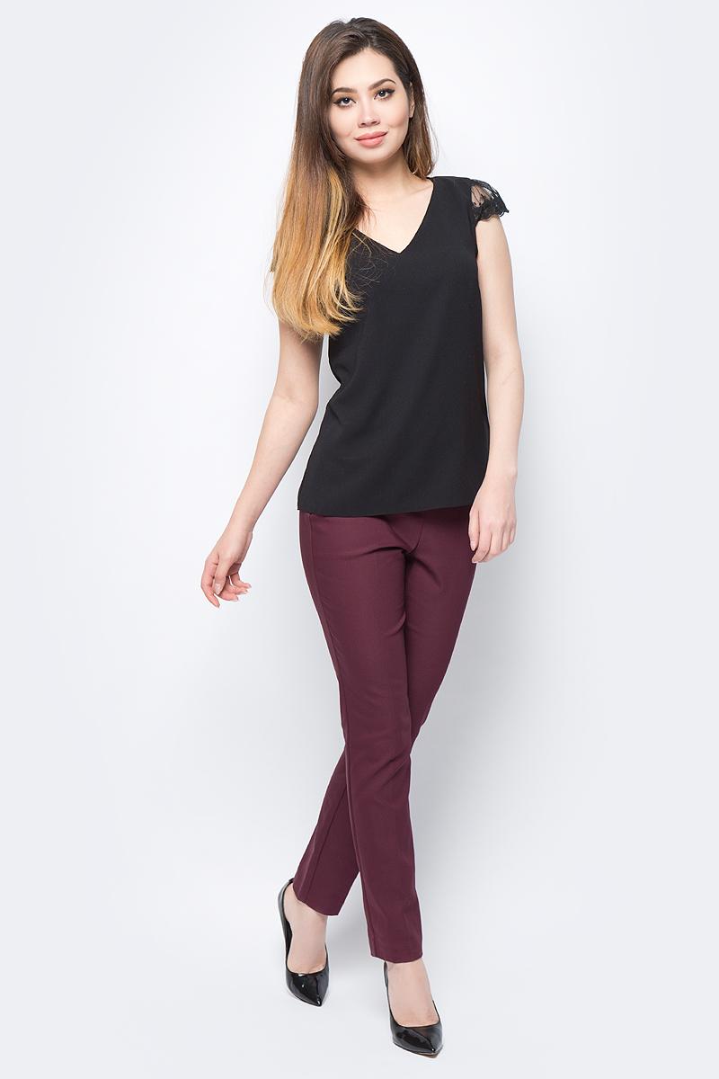 Блузка женская adL, цвет: черный. 11529625002_001. Размер S (42/44)11529625002_001