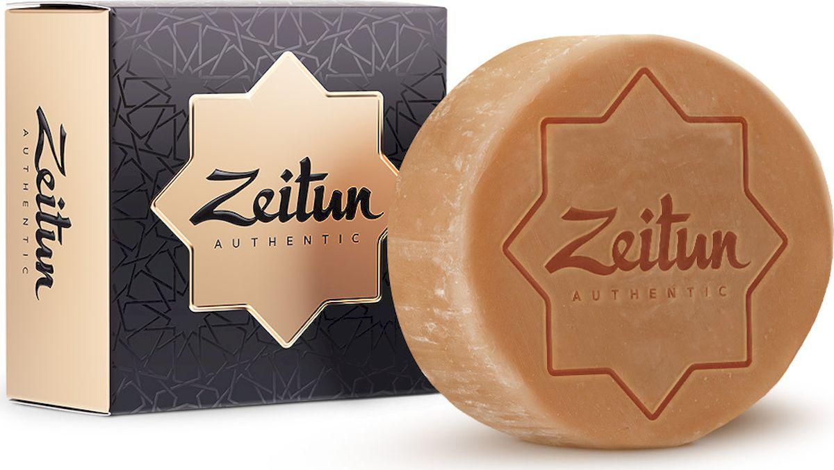 Зейтун Натуральное оливково-лавровое мыло Премиум №12 для замедления роста волос, 110 г