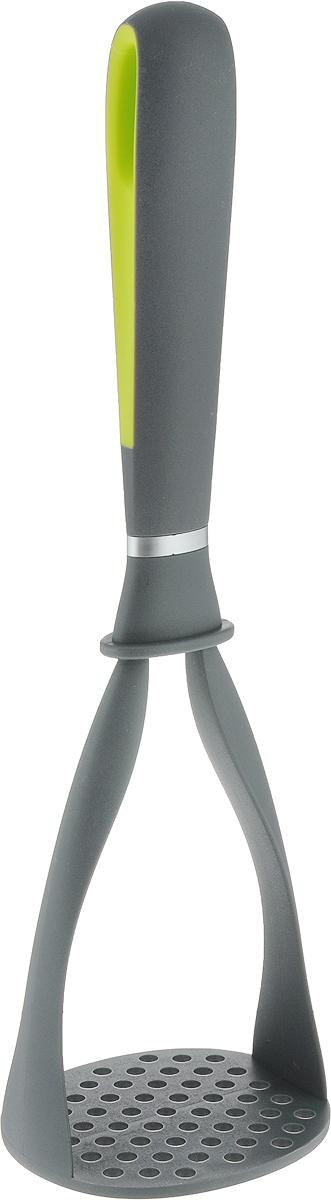 Картофелемялка Attribute Gadget FreshAGF120Картофелемялка Attribute Gadget Fresh выполнена из высококачественного нейлона и полипропилена. Изделие безопасно для посуды с антипригарным и керамическим покрытием. Эргономичная рукоятка обеспечивает надежный хват. Благодаря небольшому ушку на конце ручки картофелемялку можно подвесить в удобном для вас месте на кухне. С картофелемялкой вы сможете измельчить картофель, не прилагая к этому много усилий.