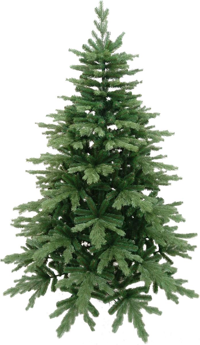 Ель искусственная Crystal Trees Римская, 210 смKP3821Crystal Trees Искусственная Ель Римская - Римская ель это прекрасно украшение к интерьеру на новый год.Римскую ель можно купить один раз и её хватит на многие сезоны. Её искусственная хвоя не сохнет и осыпается, при этом новогодняя красавица во время очередного «праздничного показа» останется такой же молодой и красивой как и год назад. «Крючковатый» тип крепления веток позволит быстро собрать и разобрать ёлку, а её искусственная составляющая избавит вас от хлопот после праздничной уборке. В разобранном состоянии занимает мало места, продается в самой популярной ростовке от 180 до 210см. Подставка металлическая, сделана таким образом, чтобы не утяжелять ёлку и обеспечить максимальную устойчивость. Материал Резина + ПВХ