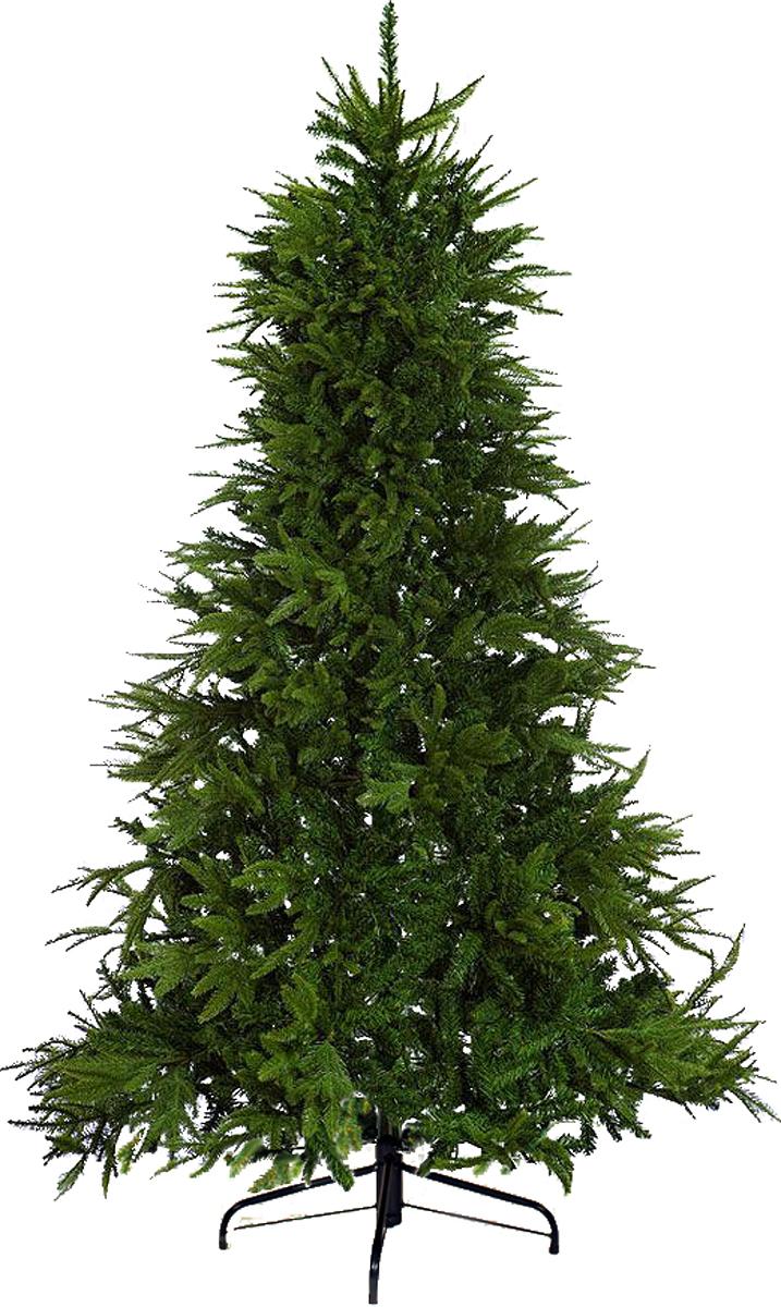 Ель искусственная Crystal Trees Приморская, 220 смKP7222Crystal Trees Искусственная Ель Приморская - Благодаря веточкам расположенным в произвольном порядке,напоминает настоящую Ель принесенную в дом из дикого леса. Если на минуту представить что вы находитесь в диком лесу, то вы поймете что ель очень сложно отличить от натуральной . Единственный минус елки, что нет запаха ). Благодаря методу крепления веток Вставные (крючки), елка проста в сборке и ее сборку можно доверить ребенку. Каждая ветка елки обрабатывается вручную и поэтому стоит заметить что она полностью безопасна. Просторная упаковка изготовленная из 5 - ти слойного картона, позволяет сохранить елке ее первоначальный вид из года в год.