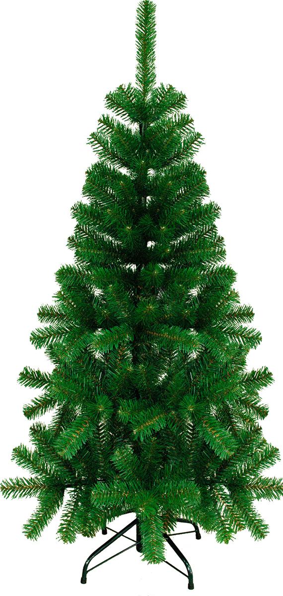 Ель искусственная Crystal Trees Уральская стройная, 120 смKP8012Ель искусственная Crystal Trees Уральская стройная производится в России и является представительницей российской коллекции.Действительно стройная зеленая красавица, обладающая пышной, густой кроной покорит вас и ваших гостей. Хвоя ели выполнена из высококачественной пленки ПВХ, имеет насыщенный зеленый цвет и мягкие веточки.Ель Уральская стройная выполнена из высококачественного материала и полностью безопасна в использовании. Ветви крепятся к стволу при помощи крючков. Дерево легко и быстро собирается, не доставит вам лишних хлопот.