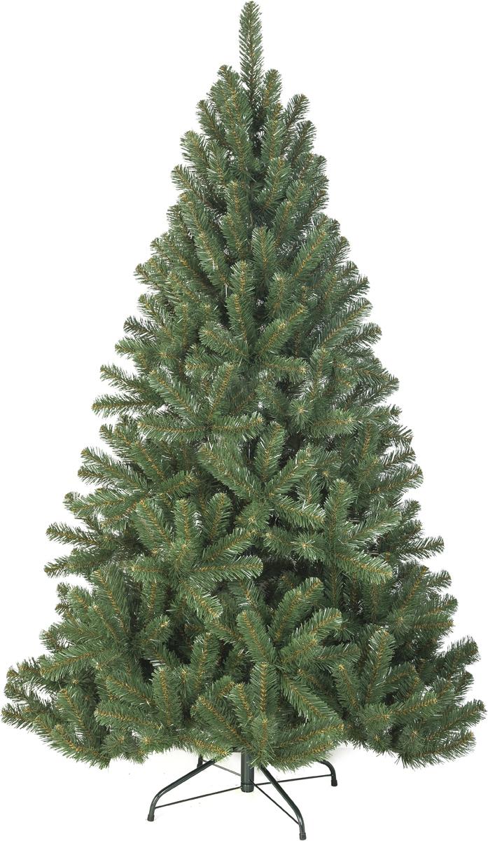 Ель искусственная Crystal Trees Праздничная, 150 смKP8715Crystal Trees Искусственная Ель Праздничная - Производится в России и является представительницей российской коллекции.Эта красивая пышная елочка, моментально завоюет внимание окружающих, наполнит дом атмосферой праздника и станет всеобщей любимицей. Невероятно пышные мягкие веточки этого дерева выполнены из высококачественной пленки (ПВХ), цвет хвои натурально - зелёный. Елочка порадует Вас не только своей пышностью, но и ценой.По доступной цене Вы приобретаете ель, выполненную из высококачественного материала и полностью безопасную в использовании. Ветви крепятся к основанию при помощи крючков. Сборка не займёт у Вас много времени, дерево легко и быстро собирается, а так же удобно в хранении