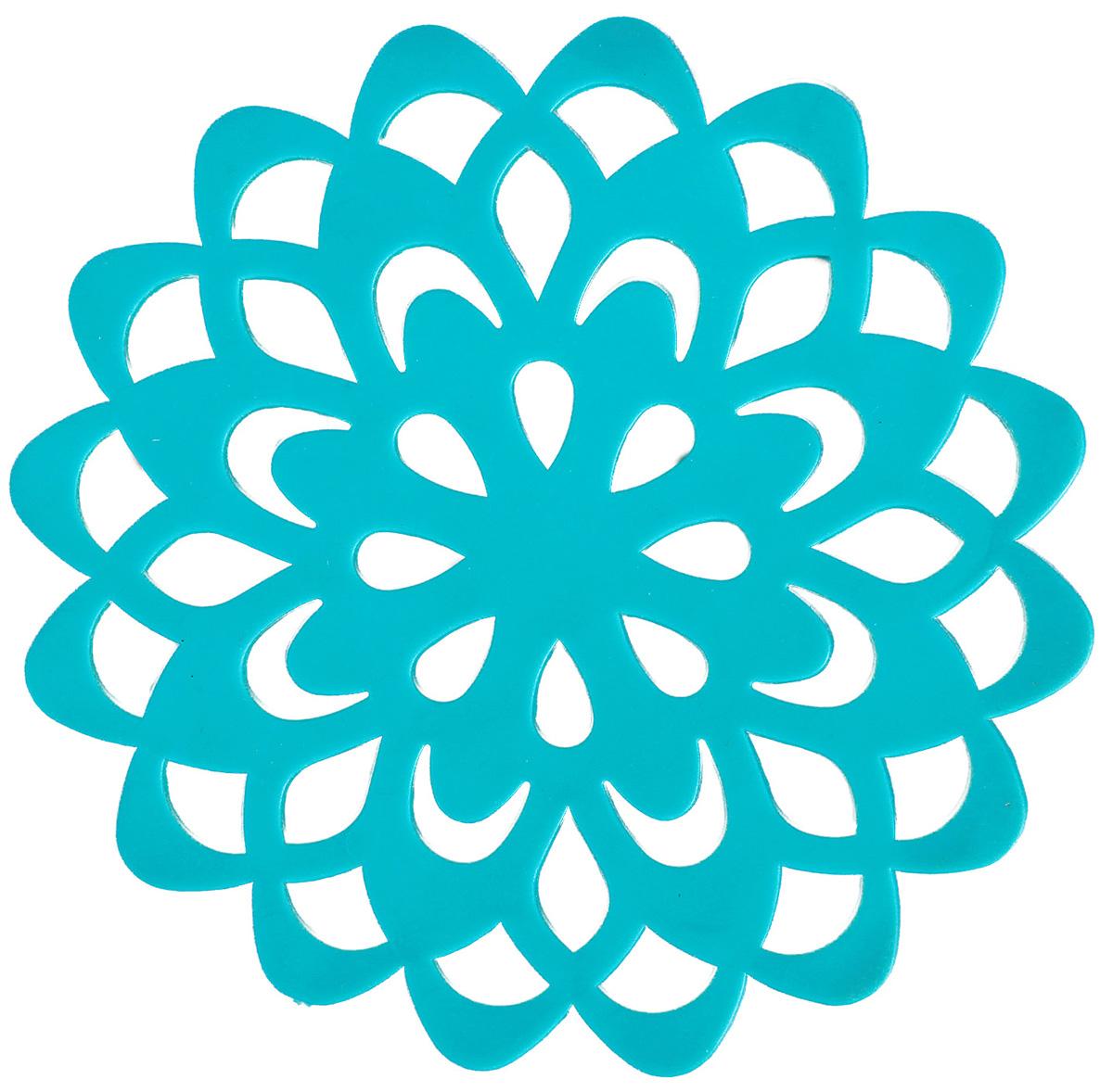 Набор подставок под горячее Доляна Воспоминание, цвет: голубой, диаметр 10 см, 4 шт1153293_голубойНабор Доляна Воспоминание состоит из 4 силиконовых подставок под горячее. Силиконовая подставка под горячее - практичный предмет, который обязательно пригодится в хозяйстве. Изделие поможет сберечь столы, тумбы, скатерти и клеёнки от повреждения нагретыми сковородами, кастрюлями, чайниками и тарелками.