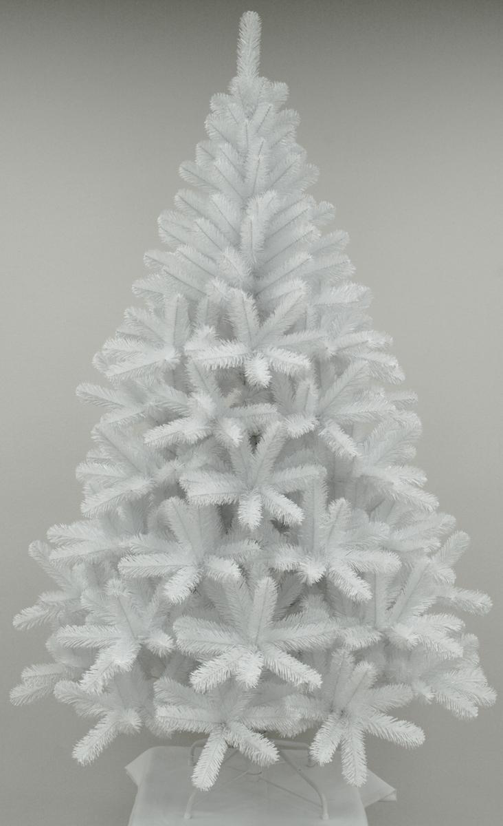Ель искусственная Crystal Trees Соренто, 150 смKP9215Ель искусственная Crystal Trees Соренто - производится в России и является представительницей итальянской коллекции.Это по-настоящему стильная снежная королева, очарует своей элегантностью! Белая ель вписывается практически в любой интерьер, смотрится всегда красиво, нестандартно и воздушно. Это дерево уже само по себе – украшение, поэтому можно обойтись минимальным количеством украшений, в одной цветовой гамме. Она одинаково прекрасно будет выглядеть в синем, красном или бирюзовом убранстве. Пушистые белые ветви изготовлены из мягкой пленки и имеют завидный объем.Ель выполнена из высококачественного материала и полностью безопасна в использовании. В данной модели ели используется вставной (на крючке) тип крепления. Сборка займет минимум вашего времени.