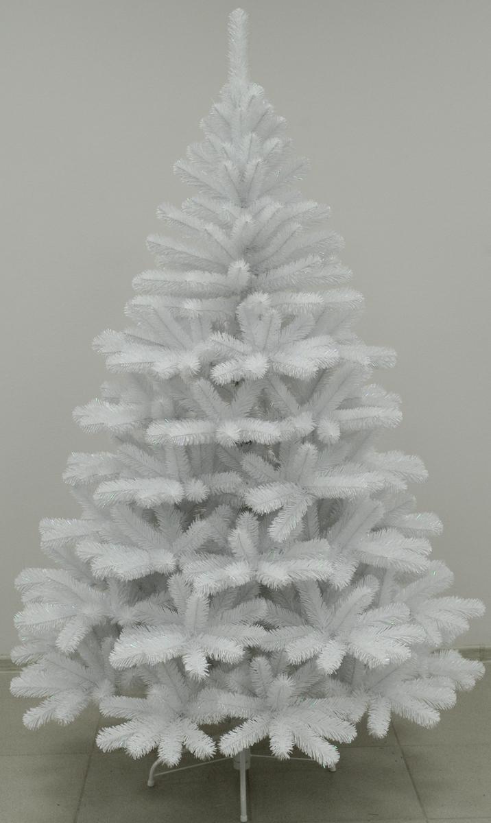 Ель искусственная Crystal Trees Соренто, жемчужная 150 смKP9315Ель искусственная Crystal Trees Соренто - производится в России и является представительницей итальянской коллекции.Это по-настоящему стильная снежная королева, очарует своей элегантностью! Белая ель вписывается практически в любой интерьер, смотрится всегда красиво, нестандартно и воздушно. Это дерево уже само по себе – украшение, поэтому можно обойтись минимальным количеством украшений, в одной цветовой гамме. Она одинаково прекрасно будет выглядеть в синем, красном или бирюзовом убранстве. Пушистые белые ветви изготовлены из мягкой пленки и имеют завидный объем.Ель выполнена из высококачественного материала и полностью безопасна в использовании. В данной модели ели используется вставной (на крючке) тип крепления. Сборка займет минимум вашего времени.
