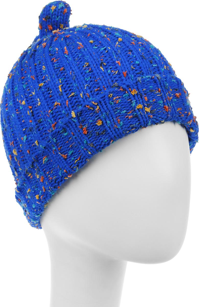 Шапка женская Bradex , цвет: синий. AS 0300. Размер универсальныйAS 0300Шерстяная шапка Bradex, выполненная из акриловой пряжи, - то, что нужно в холодный демисезонный период. Она подарит тепло и хорошее настроение в любую погоду. Классическая форма с отворотом подойдет к любому типу верхней одежды. Материал изделия неприхотлив в уходе и практичен.