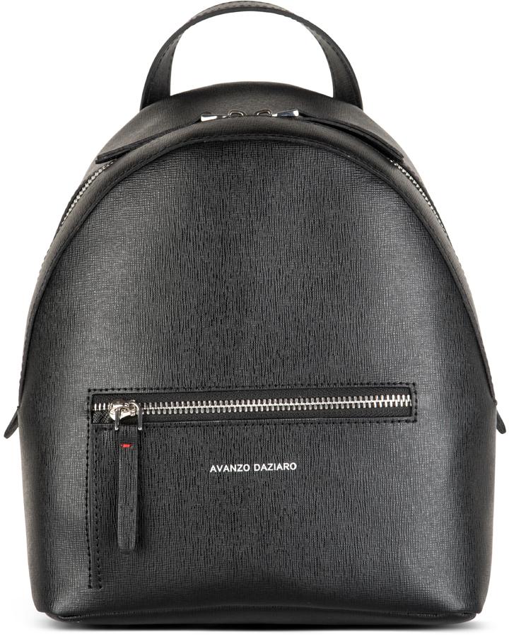 Рюкзак женский Avanzo Daziaro, цвет: черный. 019-104101