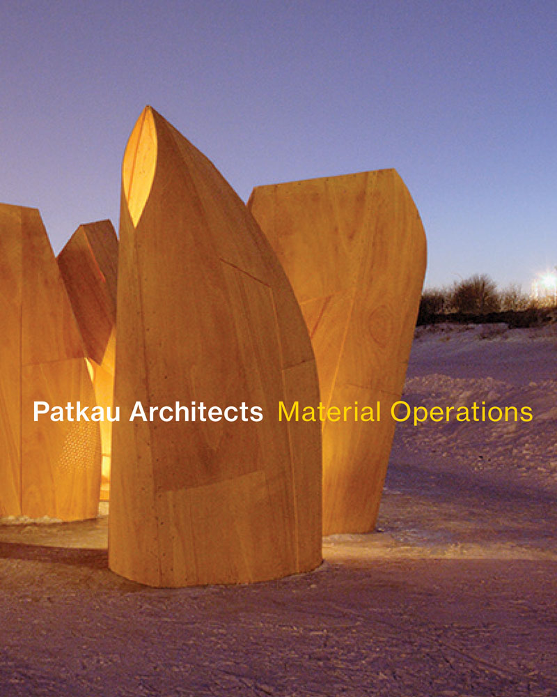 Patkau Architects: Material Operations structural elements for architects and builders