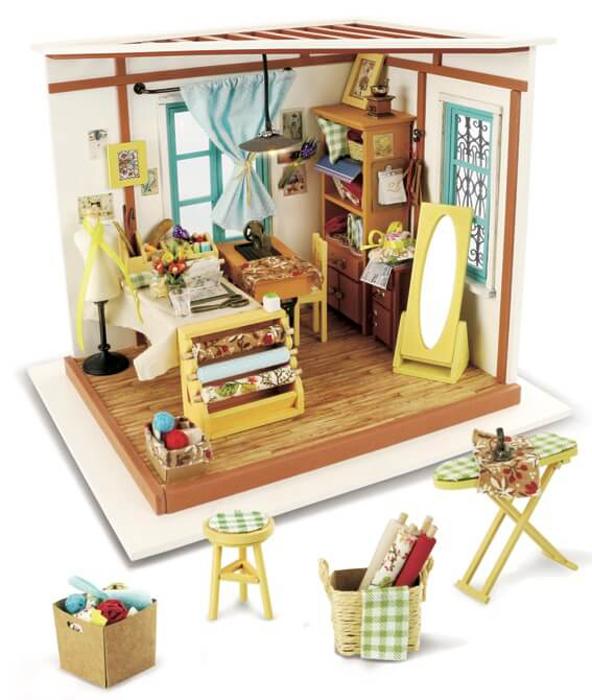 Набор для изготовления игрушки ТМ Цветной  Кукольное ателье  - Игрушки своими руками