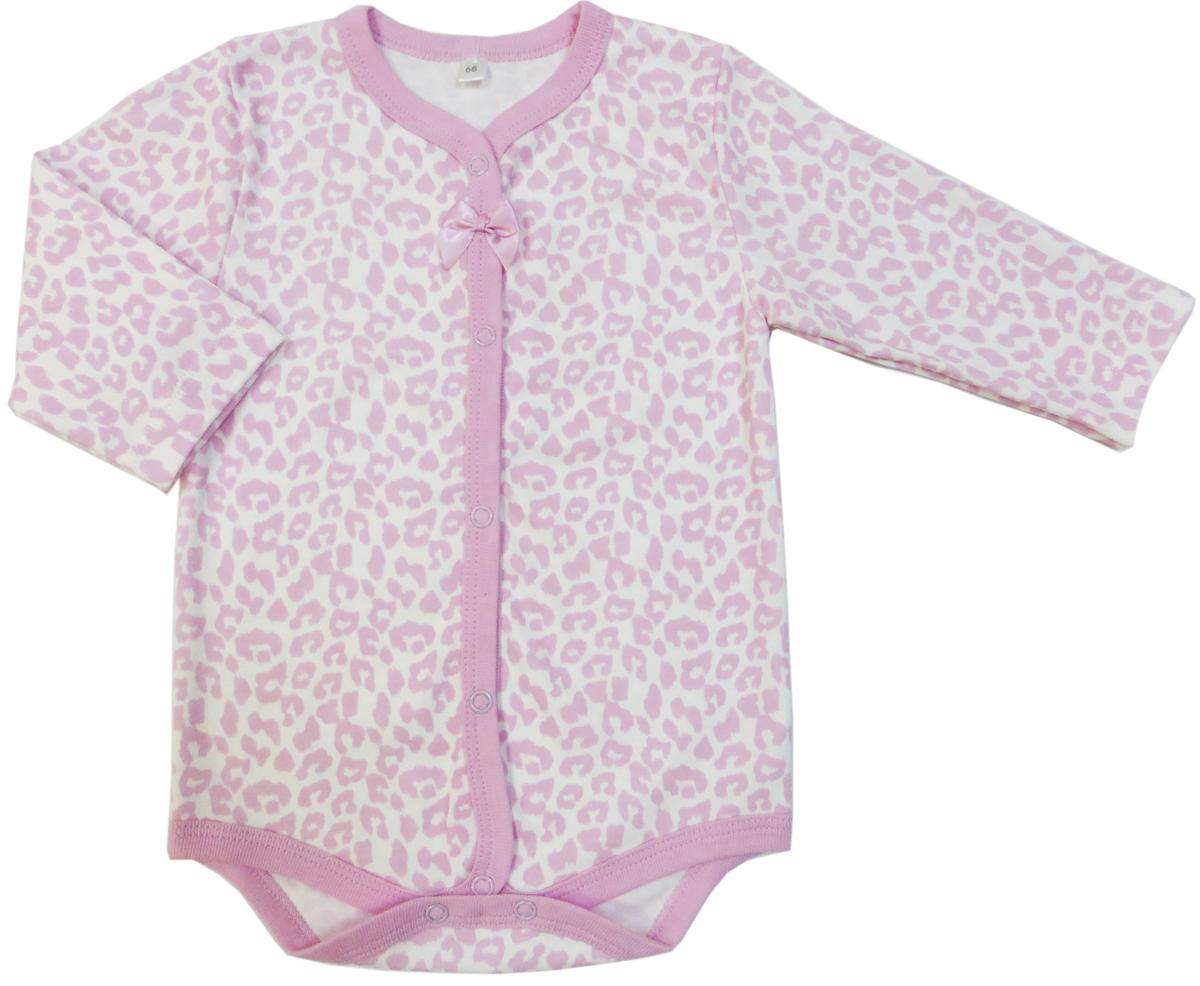 Боди для девочки Soni Kids Маленькая Леди, цвет: розовый. З7101002. Размер 62З7101002Боди с длинным рукавом Soni Kids послужит идеальным дополнением к гардеробу вашего ребенка в прохладные дни. Боди изготовлено из высококачественного натурального хлопка. Изделие необычайно мягкое и приятное на ощупь, прекрасно удерживает тепло и отводит влагу, оставляя тело младенца сухим, а эластичные швы создают максимальный комфорт для ребенка. Боди с длинными рукавами и V-образным вырезом горловины застегивается на застежки-кнопки спереди и на ластовице, что позволяет с легкостью переодеть ребенка или сменить подгузник. В таком боди ребенку будет комфортно и уютно как в теплую, так и в холодную погоду.