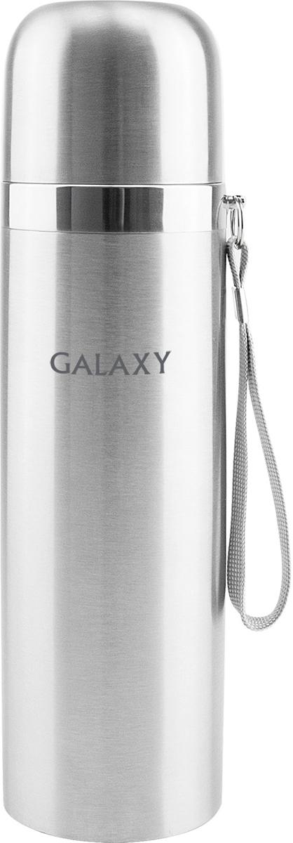 Термос Galaxy, 500 млгл9403Объем 0,5 л, высококачественная нержавеющая сталь, колба из нержавеющей стали 18/10, крышка-чашка, удобная пробка.