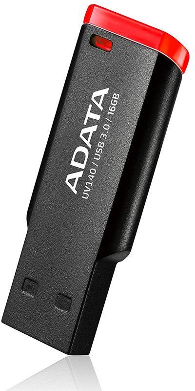 ADATA UV140 16GB, Red USB флеш-накопитель adata auc350 32gb golden usb флеш накопитель