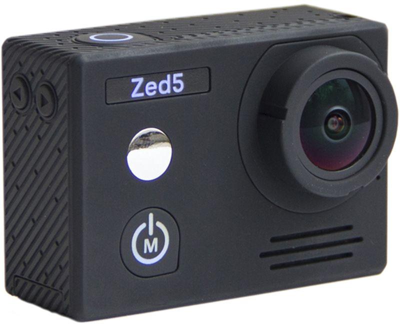 AC-Robin ZED5, Black экшн-камера panasonic экшн камера