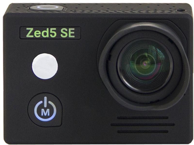 AC-Robin ZED5 SE, Black экшн-камера panasonic экшн камера