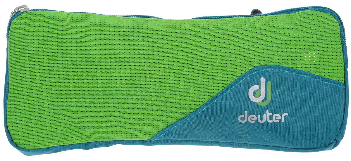 Косметичка Deuter Wash Bag Lite I, цвет: голубой, косметичка deuter accessoires wash room blackberry dresscode