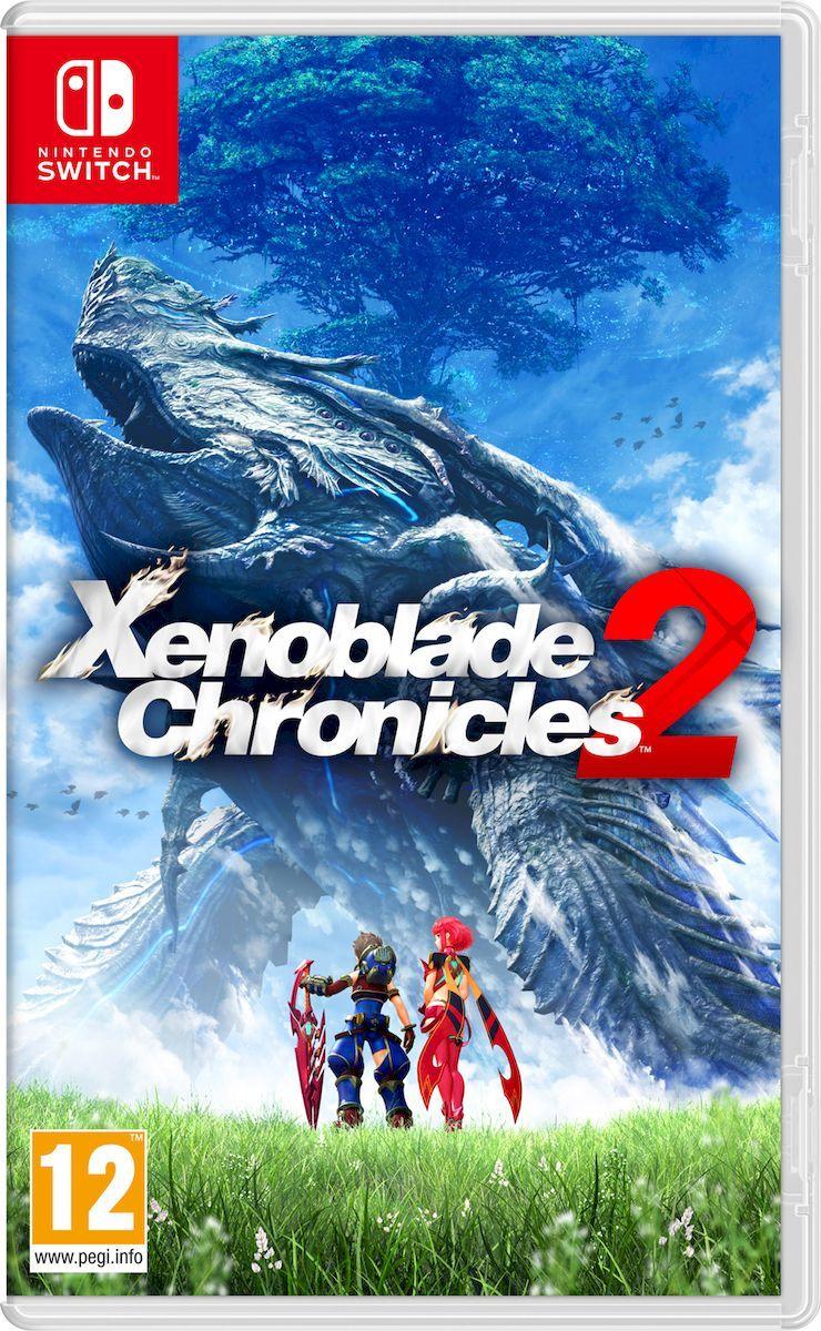 Xenoblade Chronicles 2 (Nintendo Switch) обои элизиум в сургуте