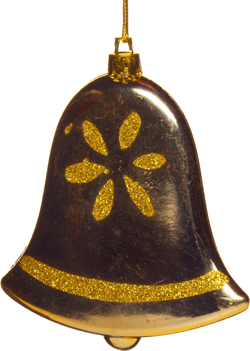 Украшение елочное House & Holder Колокольчик украшение елочное колокольчик новый год 7 8 см полирезин 1 шт в пак
