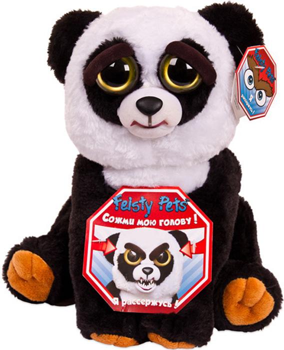 Feisty Pets Мягкая игрушка Панда - Мягкие игрушки
