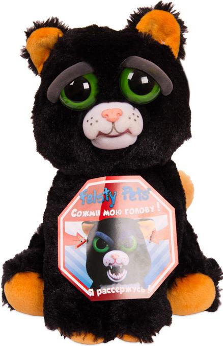 Feisty Pets Мягкая игрушка Кошка 21,6 см - Мягкие игрушки