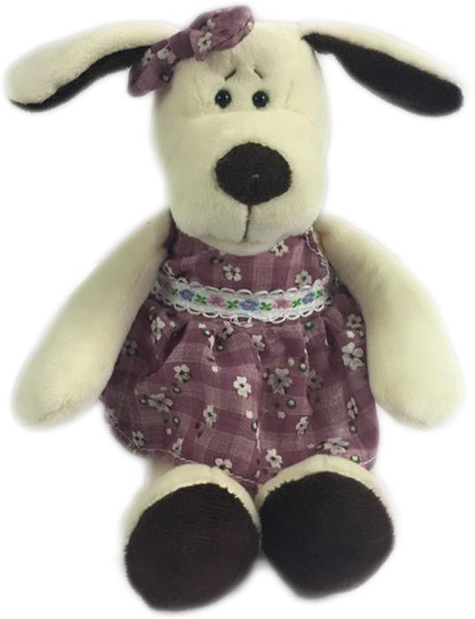 Teddy Мягкая игрушка Собака в платье 16 см yo kai watch мягкая игрушка walkappa 16 см