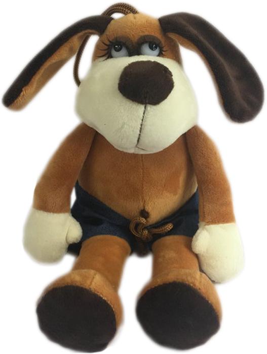 Teddy Мягкая игрушка Собака в шортах 15 см малышарики мягкая игрушка собака бассет хаунд 23 см