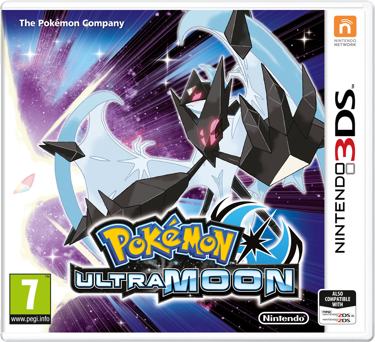 Pokemon Ultra Moon (3DS)