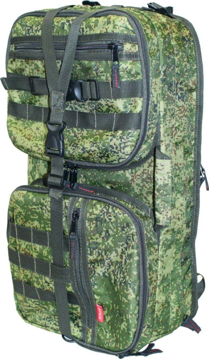 Рюкзак тактический Tplus 550, двухлямочный, цвет: цифраT002318Одно-лямочная конструкция рюкзака позволяет класть и вынимать вещи без его снятия, для этого достаточно просто передвинуть его со спины на грудь. Тактический рюкзак — это идеальный вариант для выживальщиков и охотников. Рюкзак играет самую важную роль в любом походе, вы должны быть уверены в его надёжности и быть довольны его функциональностью. Несомненно, чтобы удовлетворить эти потребности, вам нужно обязательно приобрести тактический рюкзак.На что следует обратить внимание при выборе тактического рюкзака:- качество материала- функциональность- объем- непромокаемостьРюкзак двух объёмный. Высокопрочный материал с водоотталкивающей поверхностью. Точки наибольшего напряжения швов имеют двойную прошивку. Специальная система набивок, предохраняющая содержимое рюкзака от ударов. Универсальная система крепления подсумков MOLLE позволяет опционально навешивать дополнительные подсумки на рюкзак в соответствии с необходимостью. Оптимальное расположение карманов и отделений, позволяющее иметь быстрый доступ к оборудованию и вещам. В спинке сделан потайной карман для оружия или нетбука (планшета). Удобная загрузка. Рюкзак двух объёмный, в спинке сделан потайной карман для оружия или нетбука(планшета) длиной не более 520 мм.